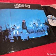 Discos de vinilo: GENESIS GENESIS LIVE LP 1973 CHARISMA UK. Lote 169133684