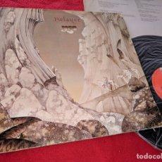Discos de vinilo: YES RELAYER LP 1974 ATLANTIC GATEFOLD SPAIN ESPAÑA. Lote 169135108