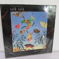 Discos de vinilo: THE VERY BEST OF TALK TALK. NATURAL HISTORY. LP VINILO. EMI RECORDS 1990. Lote 169143068