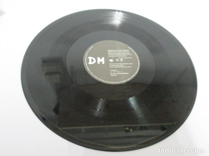 Discos de vinilo: D M PERSONAL JESUS. DEPECHE MODE. MAXI SINGLE. VINILO. MUTE RECORDS 1989. - Foto 3 - 169143216