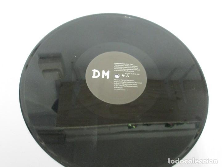 Discos de vinilo: D M PERSONAL JESUS. DEPECHE MODE. MAXI SINGLE. VINILO. MUTE RECORDS 1989. - Foto 5 - 169143216