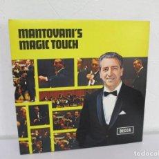 Discos de vinilo: MANTOVANI´S MAGIC TOUCH. LP VINILO. DECCA RECORDS 1970. DOS DICOS VER FOTOGRAFIAS. Lote 169143328
