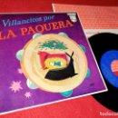 Discos de vinilo: LA PAQUERA&MANUEL Y JUAN MORENO VILLANCICOS. LIRIO DE LOS VALLES/CLAVEL DE LA HERMOSURA +2 EP 1962. Lote 169155780