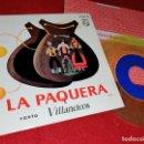 Discos de vinilo: LA PAQUERA&MANUEL Y JUAN MORENO VILLANCICOS.PASTORCILLOS QUE ANDAIS/TENDED LA ROPA..+2 EP 1962 AMARI. Lote 169155940