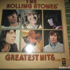 Discos de vinilo: THE ROLLING STONES - GREATEST HITS DOBLE LP - ORIGINAL U.S.A. - ABKCO RECORDS 1977 - DVL2-0268. Lote 169158184