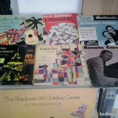 Discos de vinilo: LMV - LOTE DE 6 SINGLES VARIADOS. Lote 169166020