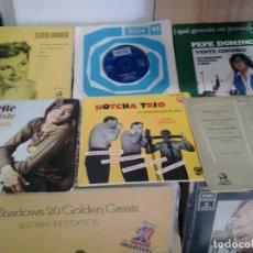 Discos de vinilo: LMV - LOTE DE 6 SINGLES VARIADOS. Lote 169167100
