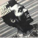 Discos de vinilo: JIMMY CLIFF - REGGAE NIGHTS (SINGLE PROMO ESPAÑOL, CBS 1983). Lote 169169048