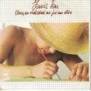 Discos de vinilo: JANIS IAN - BOY I REALLY TIED ONE ON / AFTERTONES (SINGLE ESPAÑOL, CBS 1976). Lote 169169520