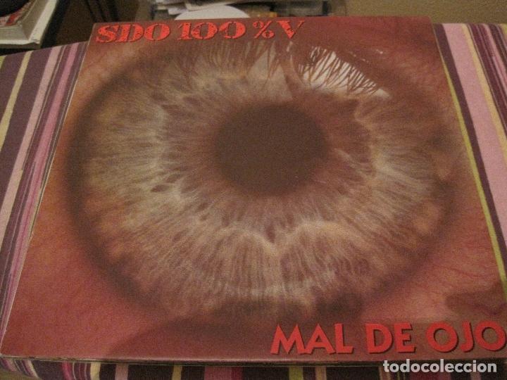 LP MAL DE OJO SDO SERVICIO DEL ORDEN 100% V POTENCIAL X HARD CORE 1993 INCLUYE INSERT (Música - Discos - LP Vinilo - Punk - Hard Core)