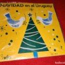 Discos de vinilo: COROS URUGUAYOS NOCHE DE PAZ +1/CORO MISIONERO/NIÑOS CANTORES EP 196? URUGUAY XIAN. Lote 169192828