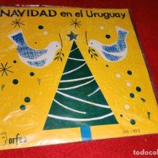 Discos de vinilo - COROS URUGUAYOS Noche de Paz +1/CORO MISIONERO/NIÑOS CANTORES EP 196? URUGUAY XIAN - 169192828