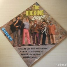 Discos de vinilo: THE ROCKING BOYS -SINGLE VINILO (1968). Lote 169196008