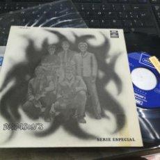 Discos de vinilo: DIAPASON'S SINGLE JUERGA 1969. Lote 169198258