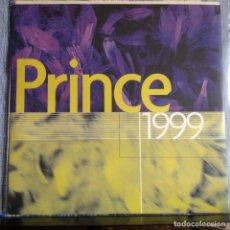 Discos de vinilo: PRINCE - 1999 / RARO MAXISINGLE 12' MADE IN FRANCE 1988. NM-NM. Lote 169200004