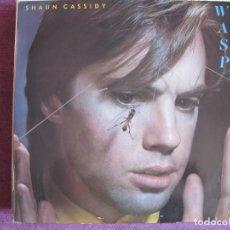 Discos de vinilo: LP - SHAUN CASSIDY - WASP (SPAIN, WB RECORDS 1980). Lote 169200652
