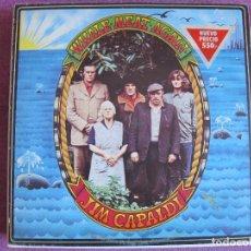 Discos de vinilo: LP - JIM CAPALDI - WHALE MEAT AGAIN (SPAIN, ISLAND RECORDS 1974). Lote 169201108