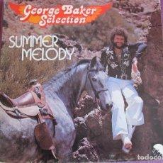 Discos de vinilo: LP - GEORGE BAKER SELECTION - SUMMER MELODY (HOLLAND, EMI RECORDS 1977, PORTADA DOBLE). Lote 169202200
