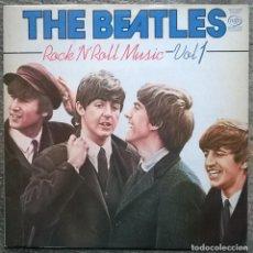 Discos de vinilo: THE BEATLES. ROCK'N'ROLL MUSIC VOL 1. EMI-MFP, UK 1980 LP (MFP 50506). Lote 169205592