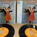 Discos de vinilo: RAY CONNIFF / ES MARAVILLOSO / VOL. 1 Y 2 / EP-CBS-1963 / MBC. ***/***. Lote 169211424