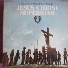 Discos de vinilo: LP - JESUS CHRIST SUPERSTAR - BANDA SONORA ORIGINAL (DOBLE DISCO, SPAIN, MCA RECORDS 1974). Lote 169211872