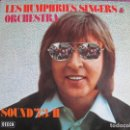Discos de vinilo: LP - LES HUMPHRIES SINGERS AND ORCHESTRA - SOUND 73/II (GERMAY, DECCA RECORDS 1973). Lote 169212924
