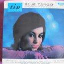 Discos de vinilo: LP - ALFREDO HAUSE AND HIS TANGO ORCHESTRA - BLUE TANGO (GERMANY, TIP RECORDS SIN FECHA). Lote 169213476