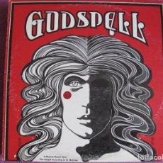 Discos de vinilo: LP - GODSPELL - VARIOS (USA, ARISTA RECORDS SIN FECHA). Lote 169213940