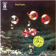Discos de vinilo: DEEP PURPLE - WHO DO WE THINK WE ARE - LP SPAIN 1973 - PURPLE RECORDS 1 J 064-94.140 - MINT. Lote 169214244