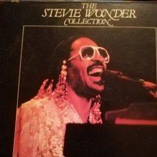 Discos de vinilo: THE STEVIE WONDER COLLECTION. Lote 169231564