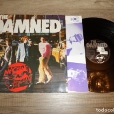 Discos de vinilo: THE DAMNED - MACHINE GUN ETIQUETTE (GERMANY 1979). Lote 169264828