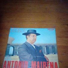 Dischi in vinile: ANTONIO MAIRENA. ACABA PENITA. AMARGAMENTE. MADRE NO LLORES. 1970. MB2. Lote 169265840