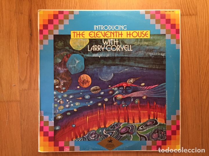 THE ELEVENTH HOUSE WITH LARRY CORYELL: INTRODUCING (Música - Discos - LP Vinilo - Jazz, Jazz-Rock, Blues y R&B)