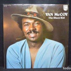 Discos de vinilo: VAN MCCOY -THE DISCO KID - LP. Lote 169278540
