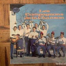 Discos de vinilo: LES COMPAGNONS DE LA CHANSON ?– LES COMPAGNONS DE LA CHANSON LABEL: MUSIC FOR PLEASURE ?– MFP 5075. Lote 169280816