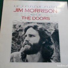 Discos de vinilo: JIM MORRISON THE DOORS 1978. Lote 169287016