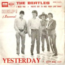 Discos de vinilo: BEATLES.1965. Lote 169287592
