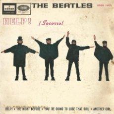 Discos de vinilo: BEATLES 1965. Lote 169287796