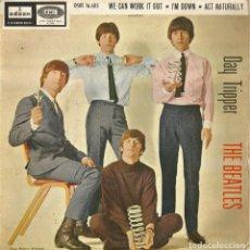 Discos de vinilo: BEATLES 1966. Lote 169292336