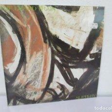 Discos de vinilo: THE LIZARD TRAIN. SLIPPERY. LP VINILO. ZINGER RECORDS 1987. VER FOTOGRAFIAS ADJUNTAS. Lote 169296176