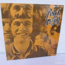 Discos de vinilo: RALPH MCTELL. LP VINILO. TRANSATLANTIC. 1978. VER FOTOGRAFIAS ADJUNTAS. Lote 169316120