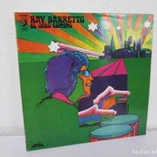 Discos de vinilo: RAY BARRETTO. EL OTRO CAMINO. LP VINILO. 1974 DISCOPHON. VER FOTOGRAFIAS ADJUNTAS. Lote 169317480