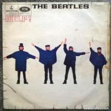 Discos de vinilo: THE BEATLES. HELP! PARLOPHONE, HOLLAND 1965 LP (PMC 1255). Lote 169328256