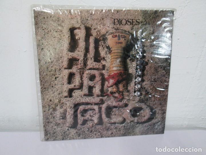 DIOSES ALPATACO. LP VINILO. RCA 1978. VER FOTOGRAFIAS ADJUNTAS (Música - Discos de Vinilo - EPs - Otros Festivales de la Canción)