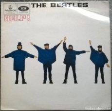 Discos de vinilo: THE BEATLES. HELP! PARLOPHONE, UK 1965 LP STEREO (PCS 3071). Lote 169330192