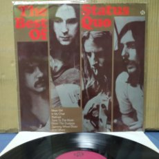 Discos de vinilo: STATUS QUO - THE BEST OF STATUS QUO 1971 GER. Lote 169330744