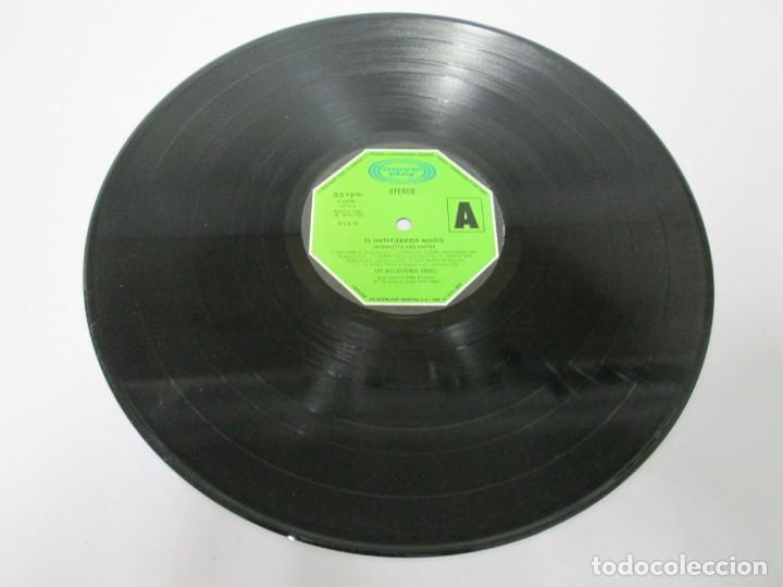 Discos de vinilo: EL SINTETIZADOR MOOG INTERPRETA LOS EXITOS. LP VINILO. MOVIEPLAY. 1972. - Foto 4 - 169331668