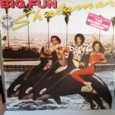 Discos de vinilo: SHALAMAR-BIG FUN. Lote 169333009