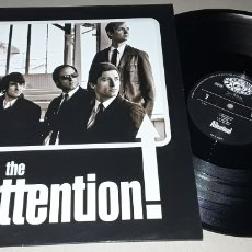 Discos de vinilo: LP - THE ATTENTION! - MADE IN GERMANY - THE ATTENTION !. Lote 169345112