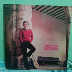 Discos de vinilo: VICTOR MANUEL LP `PHILIPS 6328008 GATEFOLD . Lote 169346536